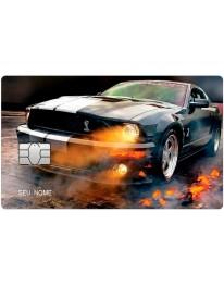 Mustang Preto